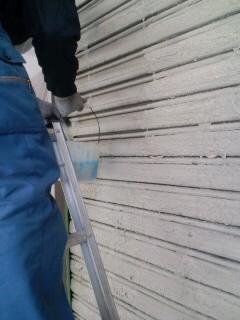 旧塗装材剥離処理